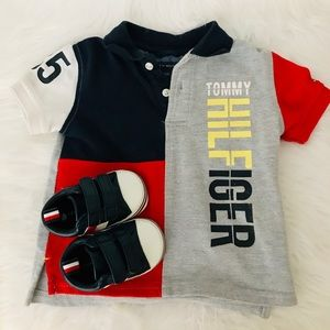Tommy Hilfiger Polo & Shoes 👕 👟